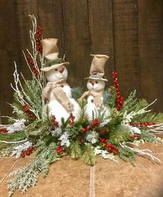 10 Festive Christmas Decorations Sure to Impress - Life Is Fun Silo Christmas Flower Arrangements, Christmas Centerpieces, Xmas Decorations, Country Christmas, Christmas Fun, Christmas Ornaments, Flowers For Christmas, Christmas Projects, Holiday Crafts
