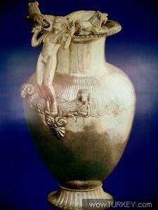 Treasures of Lydian ruler Croesus  Uşak Turkey