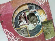 Generations Scrapbook. Sitges, Polaroid Film, Scrapbook, Scrapbooks, Scrapbooking
