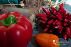 cool Fotografie »Peperoni mini – Kulinarische Streifzüge Numero 34«,  #Food #Stills