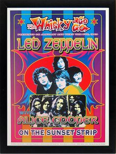 That would have been one rockin' fucking show! #ledzeppelin #alicecooper #gettheledout