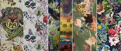 A última edição da Índigo aconteceu em Paris entre os dias 16 e 18 de setembro e apresentou as coleções para o inverno 2016 de 221 estúdios e designers do segmento de criação têxtil e design de superfícies. O conjunto de inspirações para esta temporada convida à invenção, ao movimento e à renovação. Uma das principais apostas se desenvolve a partir de estampas botânicas. As imagens revelam flores e folhas exóticas e muito coloridas.