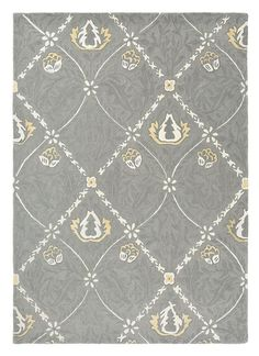 Cotton and Latex backing.Pile Height: loop pile (Total height Indoor Sizes: x x x x item is excluded from sale events and not available for additional discounting or promotional offers. Trellis Rug, Trellis Pattern, William Morris, All Modern Rugs, Fashion Wallpaper, Buy Rugs, Floral Rug, Traditional Rugs, Victorian Era