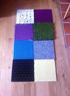 """Résultat de recherche d'images pour """"tapis sensoriel"""""""