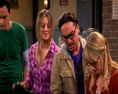 "The Big Bang Theory - 'The Scavenger Vortex' - Leonard to Bernadette: ""I'm as much of a man as Penny is, let's do this!"""