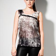 HYACINTH black leather harness. Shop online at http://boa.storenvy.com