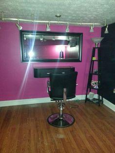 My in home salon