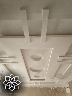 Plafond Staff, Long Hall, Pop False Ceiling Design, Hall Room, Roof Ceiling, Modern, Photos, Room