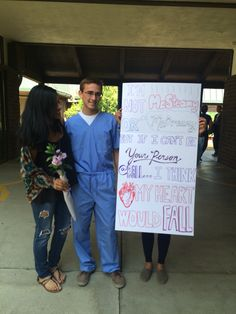 Greys anatomy prom proposal