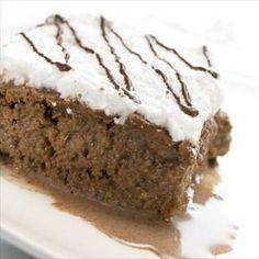 Torta Tres Leches de Chocolate :: NESTLE LA LECHERA