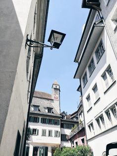 Il centro storico di Rapperswil #inlovewithswitzerland