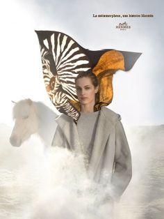Metamorphosis, an Hermès Story Hermes.com/silkknots #Hermes #Silk #SilkKnots