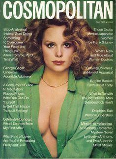 Cosmopolitan magazine, MAY 1975 Model: Carole Francis Photographer: Francesco Scavullo