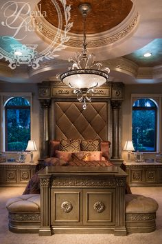68 Jaw Dropping Luxury Master Bedroom Designs - Page 36 of 68