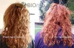 Pred a po hennovaní - použitá bola medená henna. Viac fotografií na www. Henna, Dreadlocks, Long Hair Styles, Beauty, Long Hairstyle, Hennas, Long Haircuts, Dreads, Long Hair Cuts