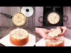 SUPER SPONGE MAWA CAKE IN SAUCEPAN l SOFT MILK CAKE I EGGLESS & WITHOUT OVEN - YouTube Milk Cake, Yogurt Cups, Powdered Milk, Sponge Cake, Desert Recipes, Cake Cookies, Food Videos, Camembert Cheese, Deserts