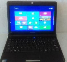 IBM Lenovo IdeaPad S10e Laptop |Webcam Windows 8 & Office|