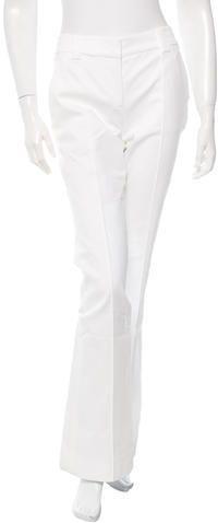 A.L.C. Straight-Leg Mid-Rise Pants w/ Tags Just For You, Legs, Denim, Stylish, Pants, Women, Fashion, Trouser Pants, Moda
