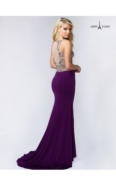 Abby Paris 95060 Formal Gowns, Backless, Paris, Fashion, Moda, Formal Dresses, Fashion Styles, Paris France, Fasion