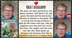 What's Your Biography?