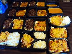 Frugal Like Grandma: Home Made Tv Dinners