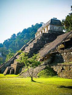 Palenque Chiapas, Mexikó