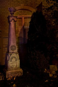 tombstone/headstone ideas