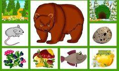 Toddler Learning Activities, Animal Activities, Preschool Activities, Teaching Kids, Emotions Preschool, Free Preschool, Preschool Worksheets, Alphabet Templates, Forest Animals
