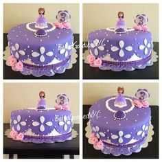 20+ Inspired Image of Sofia The First Birthday Cake - countrydirectory.info