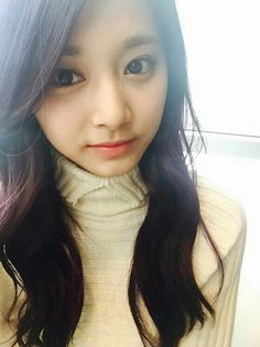 Tzuyu (Twice) - SBS Power FM Radio Selca