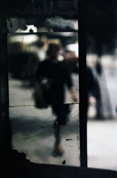 A set of photographs by Saul Leiter (1923-2013) | Pavel Kosenko