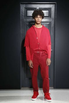 Gustav von Aschenbach Spring-Summer 2018 Collection | New York Fashion Week Men's