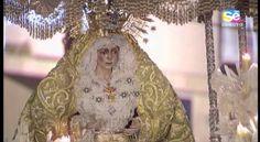 Saeta de Manuel Cuevas a La Macarena. Campana. Semana Santa Sevilla 2013...