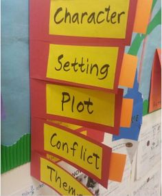 FUNSHINE: Foldables Teaching Story Elements