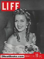 17-Feb-1941 life magazine cover: Cobina Wright Jr.