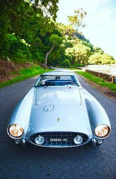 1956 Ferrari 250 GT Berlinetta TDF | One Of Eight cars ever built....Priceless👌🏼