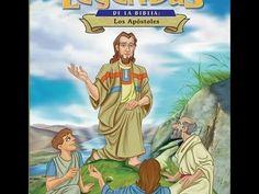 13.- Los Apóstoles - Después de la resurrección de Jesús - Pelicula Cris...
