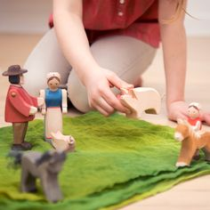Ostheimer Wooden Farm Figures | Nova Natural Toys & Crafts Natural Toys, Toy Craft, Wooden Toys, Nova, Brother, Crafts, Wooden Toy Plans, Wood Toys, Manualidades