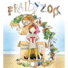 Picture Book: Fraidyzoo by Thyra Heder
