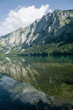 """1. Etappe BergZeitReise - """"Der Wassermann und der steirische Brotlaib"""" - von der historischen Bergmannsstadt Eisenerz bis zur Sonnschienalm im HOCHschwabgebirge. . (c) stefanfilzmoser.at #hochsteiermark #bergzeitreise #wandern #mountain #mountainlove #hiking #austria #steiermark #österreich #lake #wanderlust #travel #travelsofar Mountain Love, Berg, Wanderlust, Mountains, Nature, Travel, Iron Ore, Aquarius, Time Travel"""