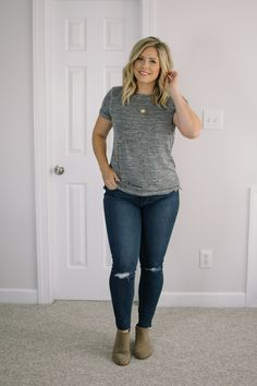 4 styles of denim to wear this fall - Source by princessnici - Summer Outfits Women 30s, Summer Work Outfits, Casual Summer Outfits, Winter Outfits, Stylish Mom Outfits, Casual Mom Style, Curvy Girl Outfits, Curvy Girl Fashion, Plus Size Outfits
