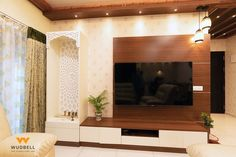 Pooja Room Door Design, Bedroom Closet Design, Pooja Rooms, Room Doors, Tv Unit, Sweet Home, Entertainment Units, Wall Units, Interior