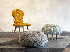 Claire-Anne O'Brien - stools