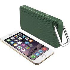 Iluv Splashproof Bluetooth Speaker (green)