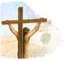 Great read for Lent: What Jesus Saw from the Cross, read more about the book here.