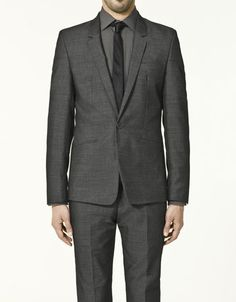 Zara great suits, great Price, and cool colors. # Men, Fashion, Suit, Style