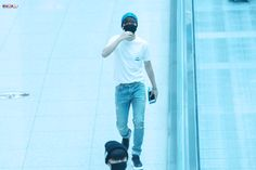 BTS at Incheon Airport Depart To KL-Malaysia [150604]