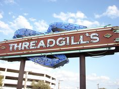 Threadgills Restaurant (GREAT home cooking and Chicken Fried Steaks!!) in Austin,Texas March 09 by LiveMusicPhotos75, via Flickr