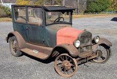 RodCityGarage: 1926 Model T Sedan