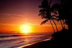 Hawaiin Sunset
